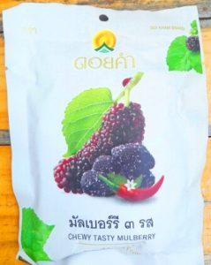 тайские сухофрукты